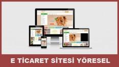 E-Ticaret Web Sitesi Yöresel v2.5
