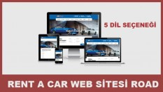Rent A Car Web Sitesi Road v3.5
