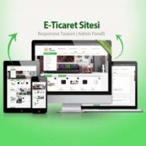 E-TİCARET WEB SİTELERİ